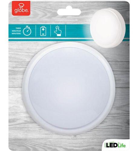 Globe LED Push Light