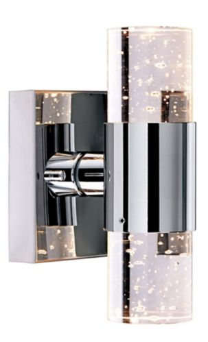 CANVAS Drake Wall Sconce Light, Chrome Product image