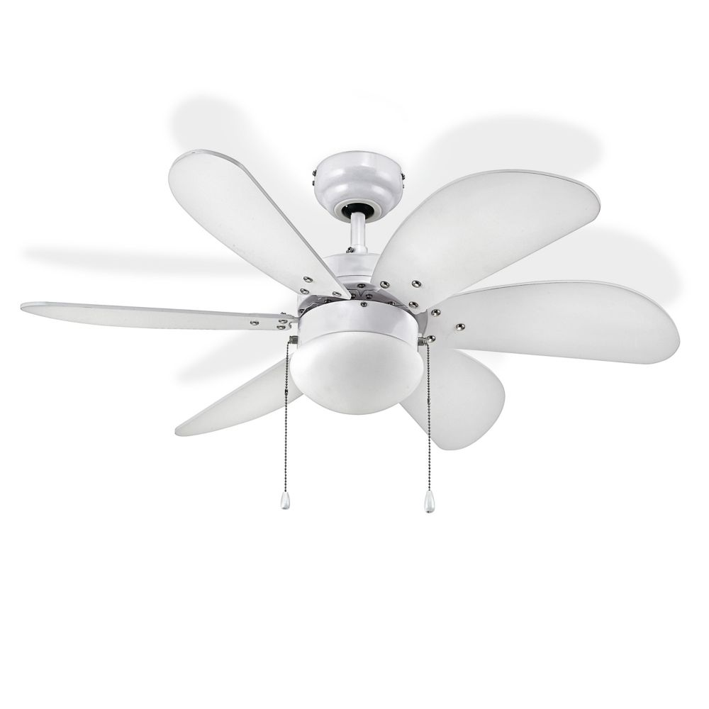For Living Nordica Ceiling Fan, 36-in