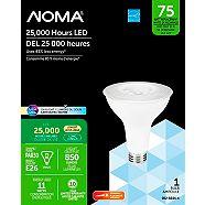 NOMA LED PAR30 75W Dimmable Light Bulb