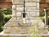 CANVAS 1-Light Outdoor Prism Pendant | CANVAS | Canadian Tire