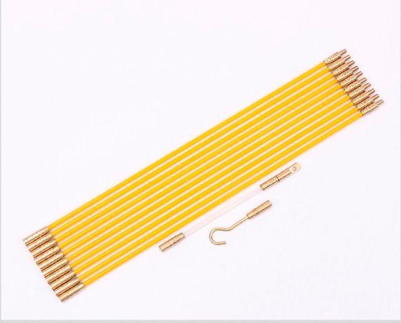 Fiberglass Wire Running Kit, 11-ft