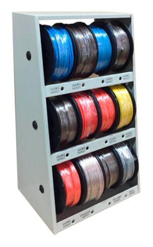 Trousse d'étuis à dévidoir de fil métallique NOMA, paq. 12