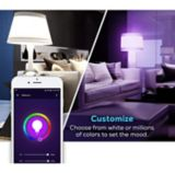 Geeni Colour &  White Smart LED Light Bulb   Geeninull