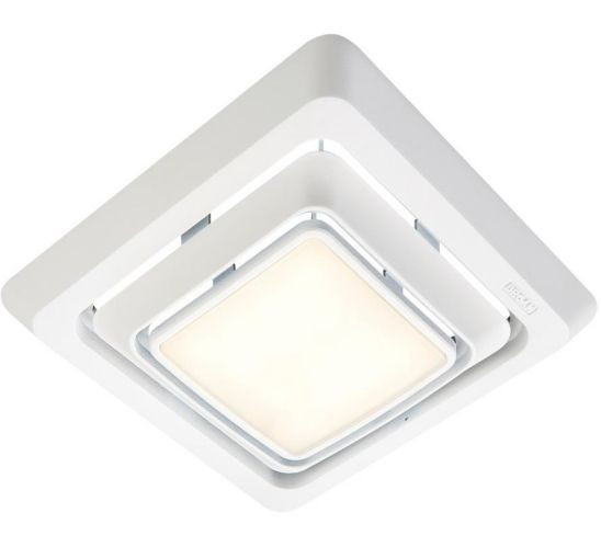 Broan Bathroom Exhaust Fan Grille With LED