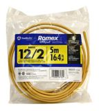 Southwire5 Metre NMD90 Copper Wire Electrical Cable, Yellow, 12-2 | Southwire | Canadian Tire