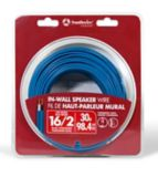 Southwire 30 Metre In Wall Speaker Wire, Blue, 16-2   Southwire   Canadian Tire