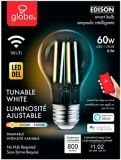 Globe A19 Dimmable Wi-Fi LED Smart Bulb | Globe | Canadian Tire