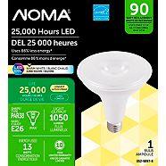 NOMA LED PAR38 90W  Bulb, Warm White