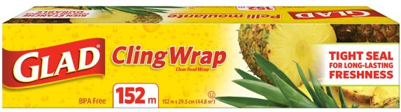 Glad Cling Wrap, 152 m Product image