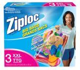 Ziploc Extra-Extra-Large Heavy-Duty Storage Bags, 3-Pk | Ziploc | Canadian Tire