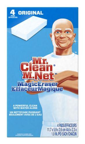 Mr. Clean Magic Eraser, 4-pk