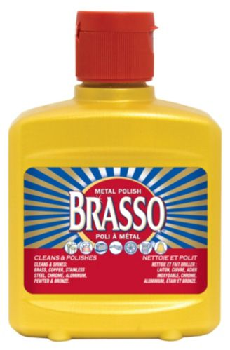 Brasso Metal Cleaner, 4.8-oz Product image