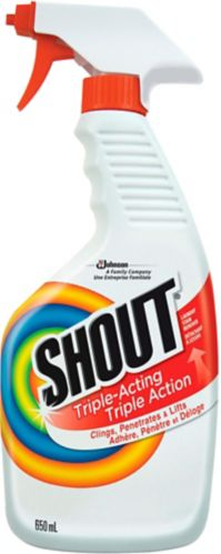 Shout Trigger Stain Remover, 650-mL