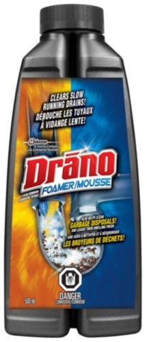Drano Professional Strength Foamer, 500-mL