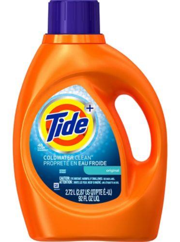 Tide Fresh Scent Cold Water Detergent, 48-Loads