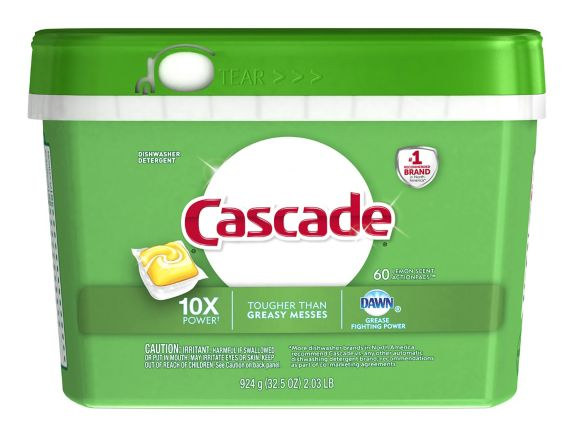 Sachets Cascade ActionPacs agrumes, paq. 54
