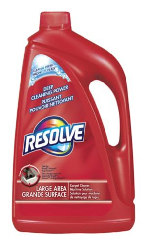 Resolve Steam Cleaning Concentrate