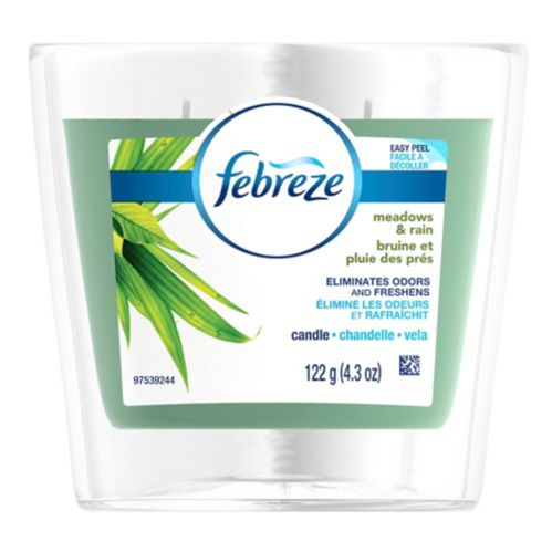 Febreze Meadow and Rain Candle