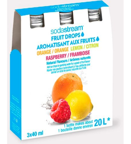 SodaStream Fruit Drops Variety Pack