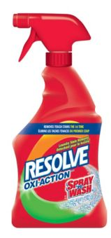 Spray'N Wash Resolve Oxi Action Stain Remover