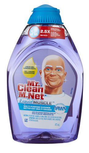 Mr. Clean Liquid Muscle Kitchen Cleaner, 1.2 L