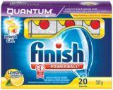 Finish Quantum Lemon Sparkle Powerball, 20-pk | Finish | Canadian Tire