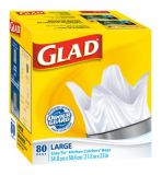 Sacs à ordures Glad Easy-Tie, paq. 80 | GLAD | Canadian Tire