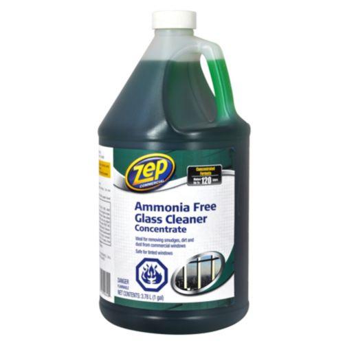 Nettoyant sans ammoniaque pour vitres Zep, 3,78 L