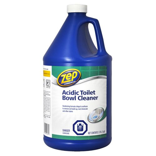 Zep Acidic Toilet Bowl Cleaner 3 78 L Canadian Tire