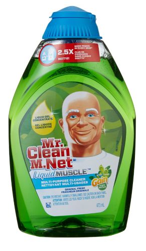 Mr. Clean Liquid Muscle Gain Cleaner, 1.2 L
