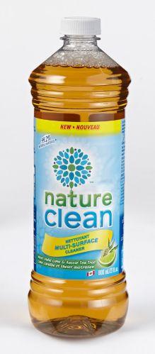 Nettoyant multi-surfaces Nature Clean, 800 mL