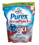Purex + Oxi Ultra Laundry Detergent Pods 23-pk | Purex | Canadian Tire