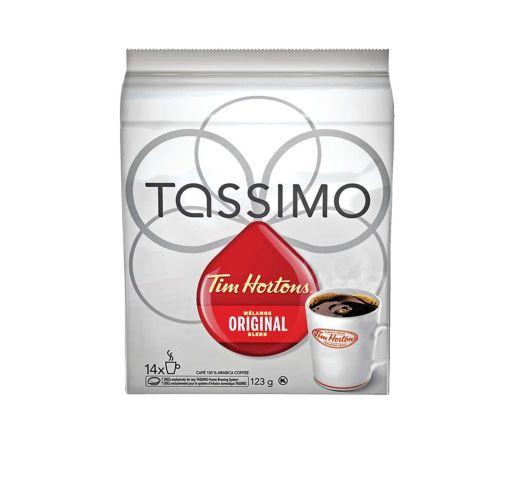 Tassimo Tim Horton's Original T-Discs, 14-pk