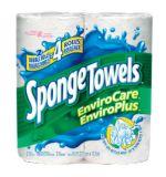 Sponge Towels Envirocare Paper Towel, 2-Pk | Sponge Towels | Canadian Tire