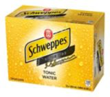 Schweppes Tonic Water, 355-mL, 12-pk   Schweppes   Canadian Tire
