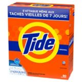 Tide Original Compact HE Powder Laundry Detergent, 80-Load | Tidenull