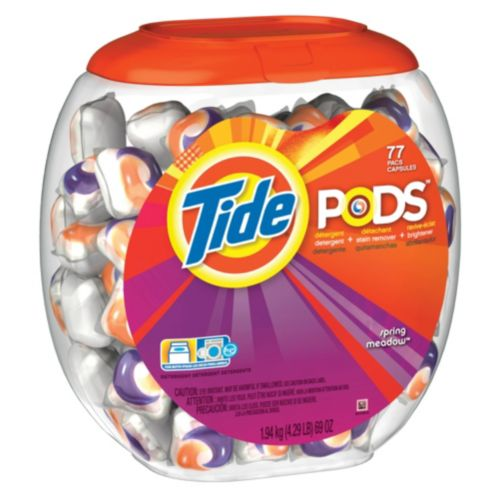 Tide Laundry Detergent Pods Canadian Tire