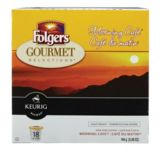 Keurig Folgers Gourmet Coffee in the Morning K-Cup Pods, 18-pk | Keurig | Canadian Tire