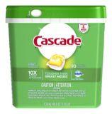 Cascade Citrus Breeze Dishwasher ActionPacs, 90-pk | Cascade | Canadian Tire