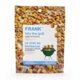 FRANK Zingy BBQ Peanuts, 225-g   FRANK   Canadian Tire