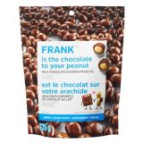 FRANK Chocolate Smothered Peanuts, 225-g | FRANK | Canadian Tire