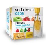 SodaStream Classics Mix Sampler Caps, 8-pk | SodaStream | Canadian Tire