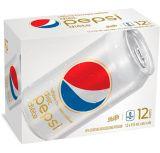 Diet Pepsi Caffeine Free Soda, 355-mL, 12-pk | PepsiCo | Canadian Tire