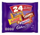 Cadbury Fun Treats Assorted Chocolate, 24-pk   Cadbury   Canadian Tire