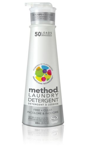 method Free & Clear Laundry Detergent, 50 Load Product image