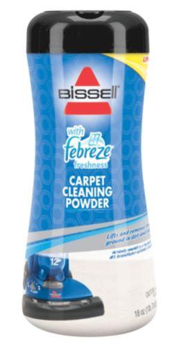 Poudre nettoyante Bissell avec Febreze Freshness