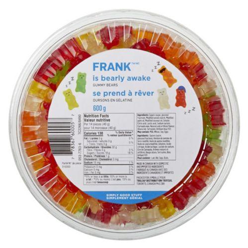 FRANK Gummi Bears, 600-g Product image