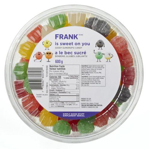 FRANK Gum Drops, 600-g Product image