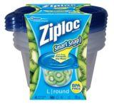 Ziploc Large Food Storage Containers | Ziploc | Canadian Tire
